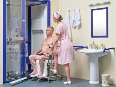 多功能护理淋浴间